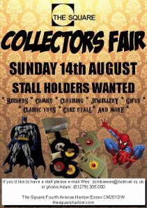 Collectors fair 2 poster